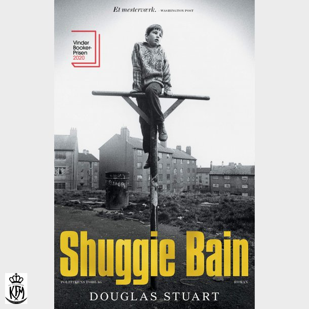 Douglas Stuart, Shuggie Bain